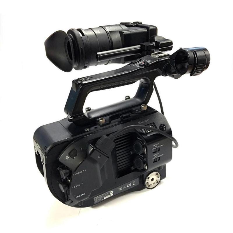 Sony PXW-FS7 XDCAM E-Mount Super 35 Camera  - Price Estimate
